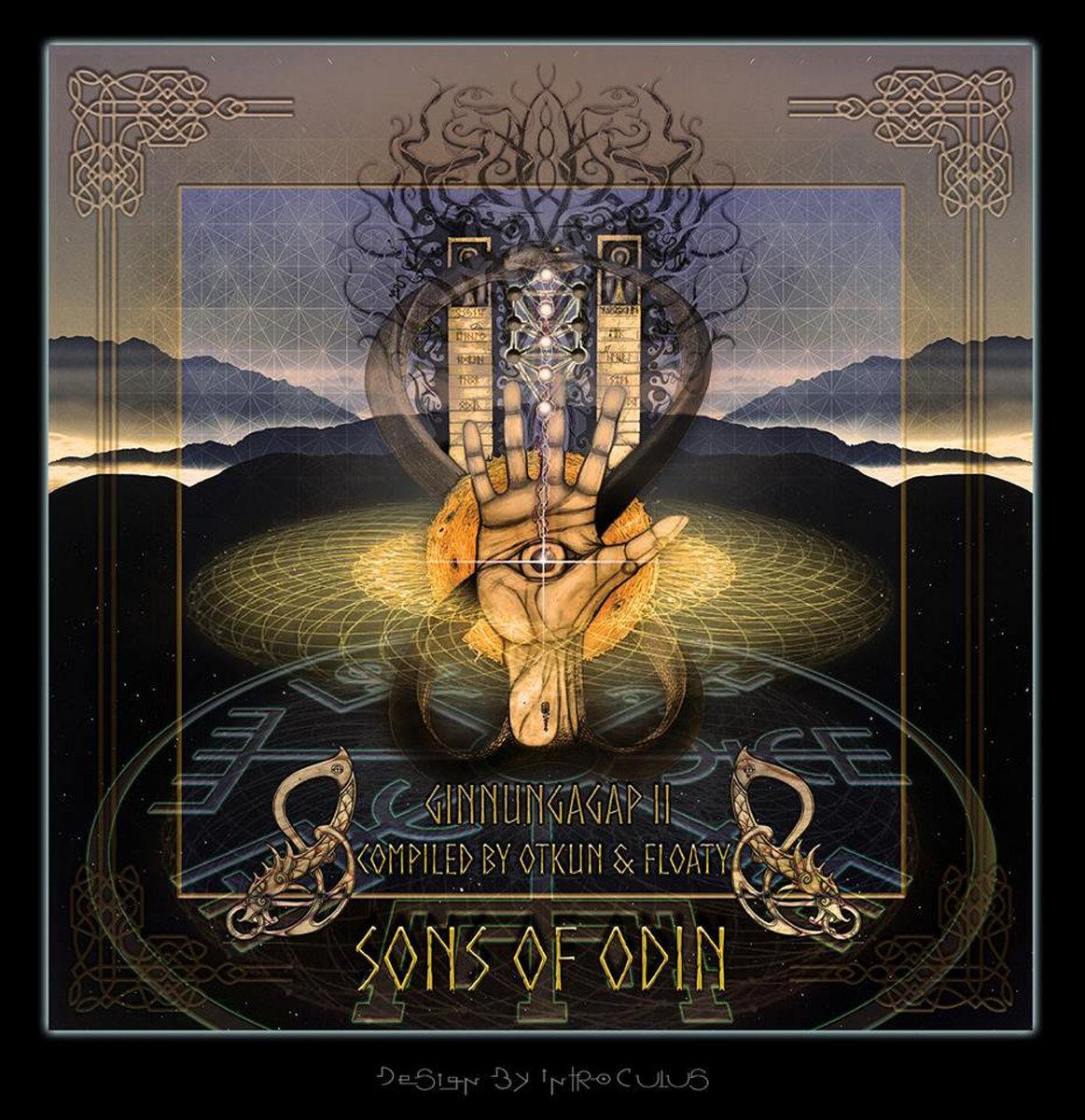V / A GINNUNGAGAP volume 2: Sons of Odin | Voodoo Hoodoo