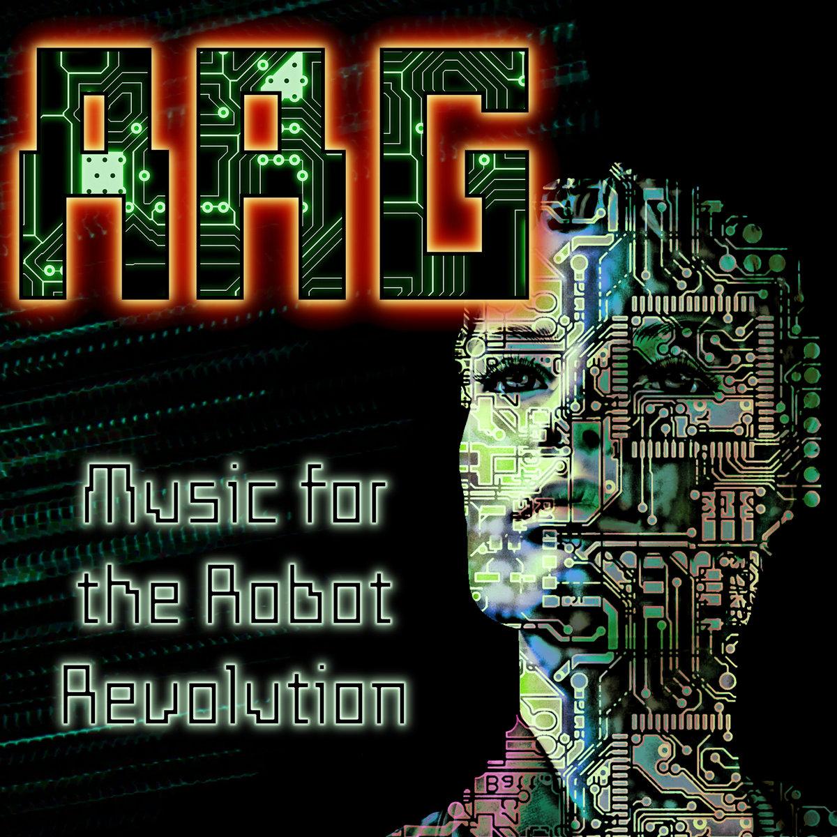 Music for the Robot Revolution | Alphane Reality Generator