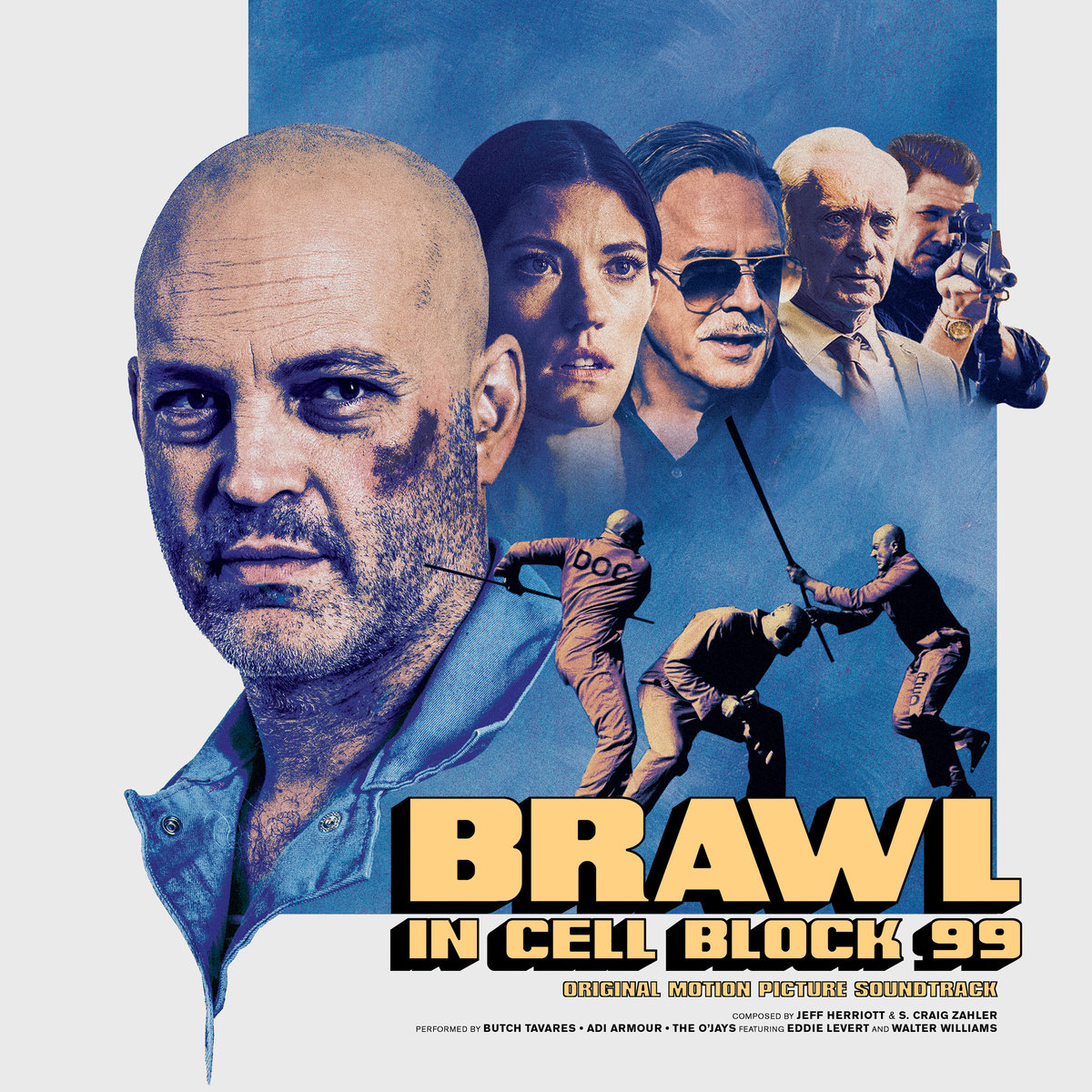 Brawl In Cell Block 99 Original Motion Picture Soundtrack