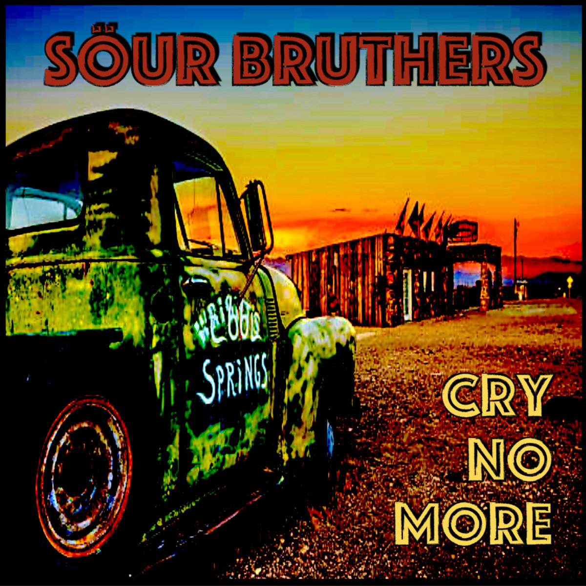 Cry No More by Söur Bruthers
