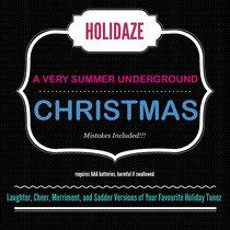 A Very Summer Underground Christmas cover art