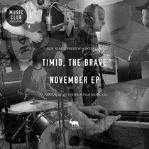 November EP cover art