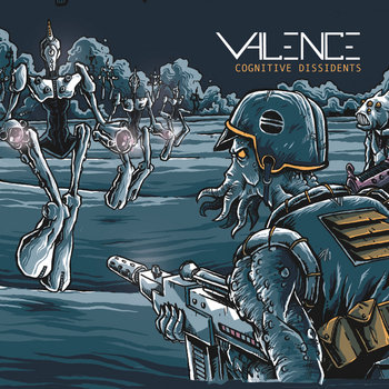 Cognitive Dissidents by Valence