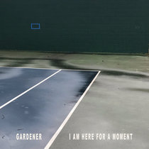 I Am Here For A Moment cover art