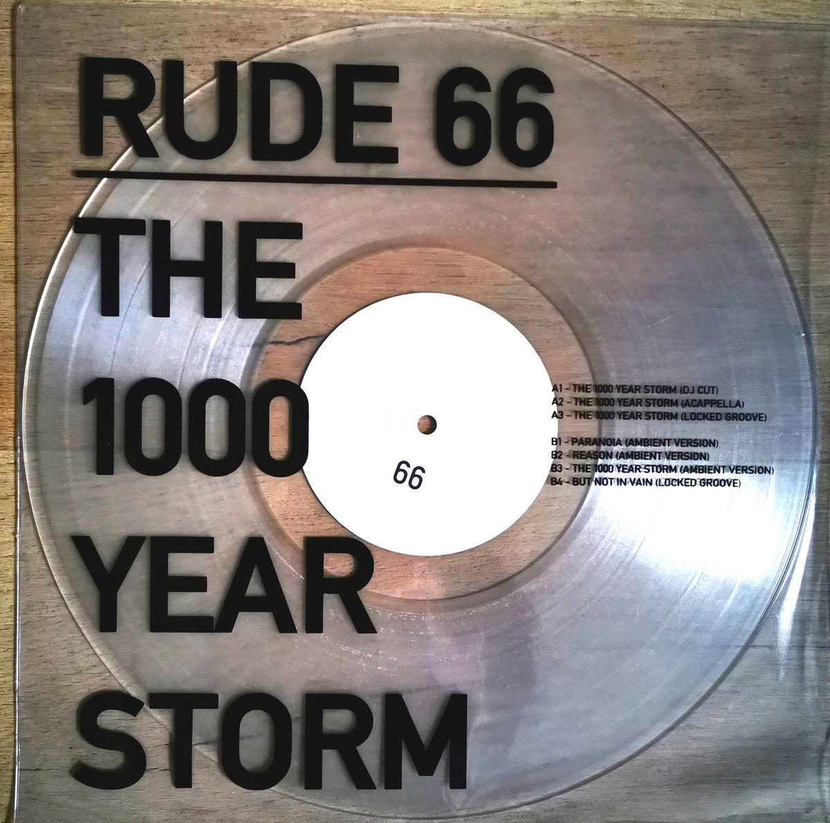The 1000 Year Storm DJ Cut | Rude 66