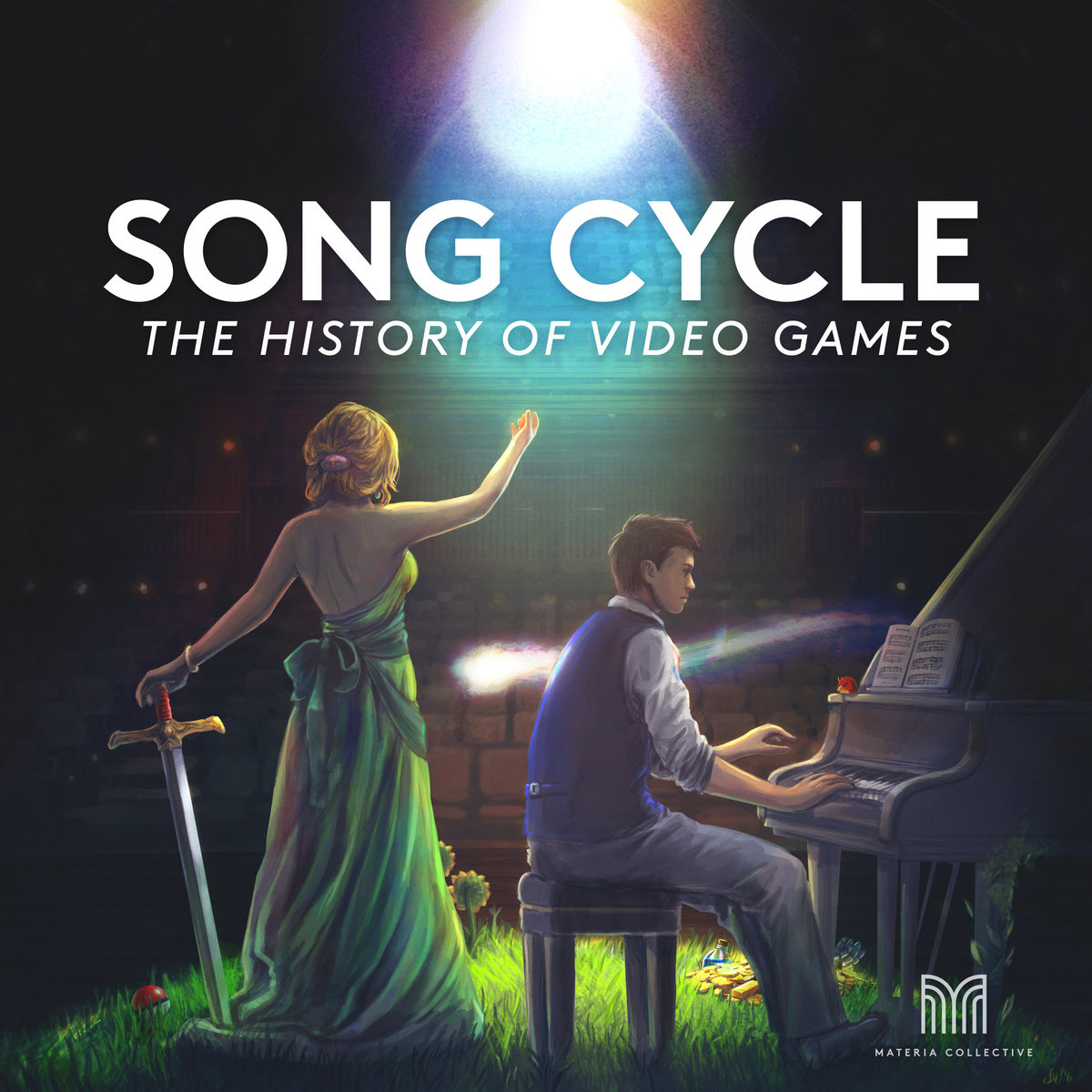Song Cycle: The History of Video Games | Materia Collective