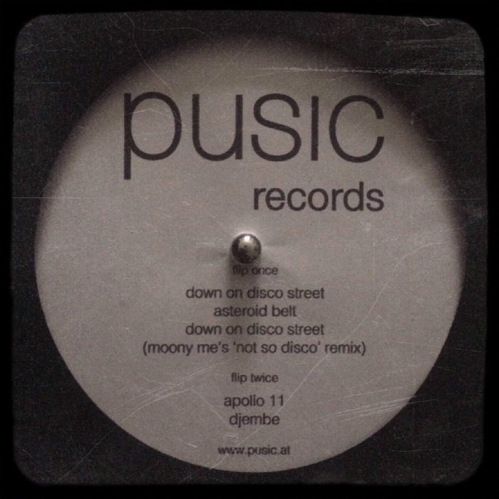cody currie - asteroid belt   pusic records