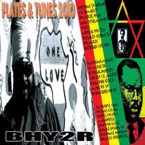 Plates & tunes 2010 cover art