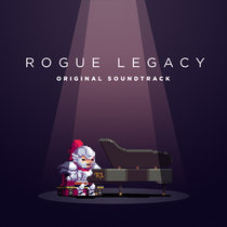 Rogue Legacy cover art
