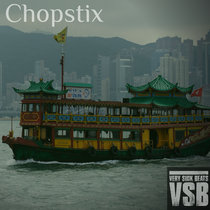 Chopstix cover art