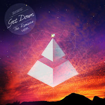 Get Down + The Remixes [LAZOR24] cover art