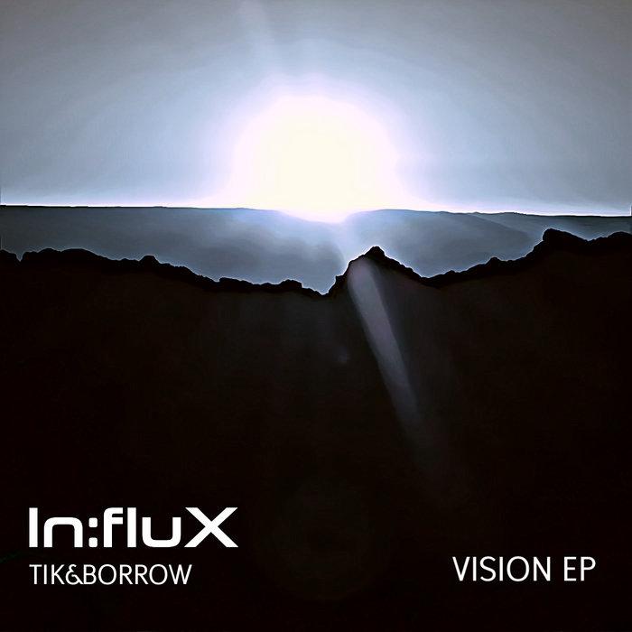 Tik&Borrow - Vision EP Image
