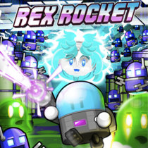 Rex Rocket Original Soundtrack cover art