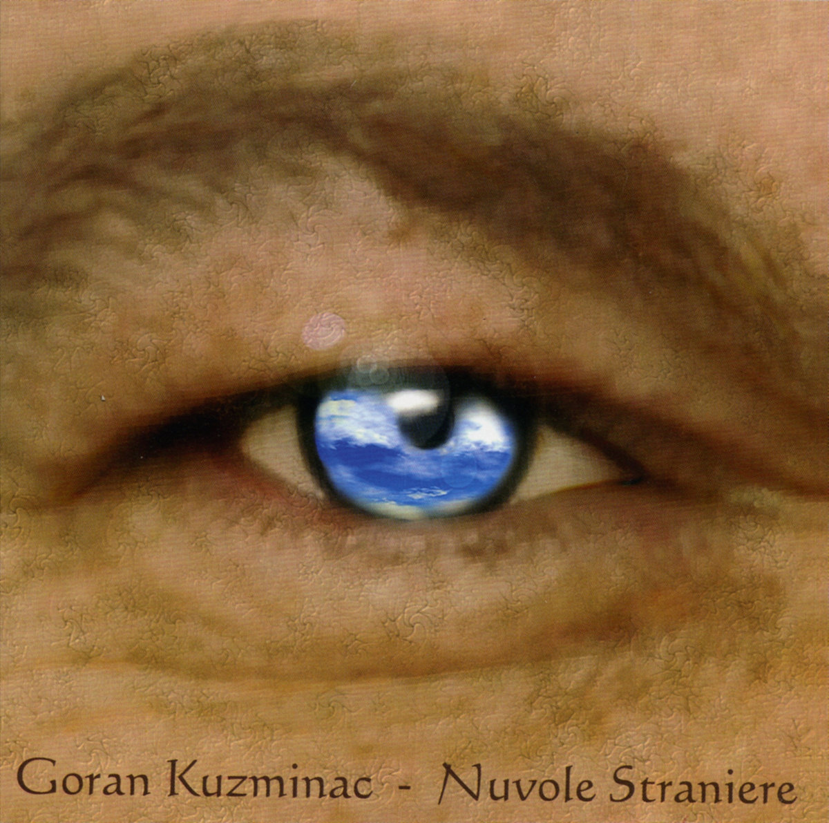 Goran Kusminac - Nuvole straniere - Cover