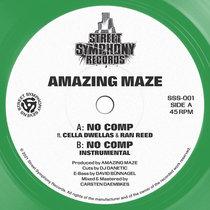 No Comp (feat. Cella Dwellas & Ran Reed) cover art