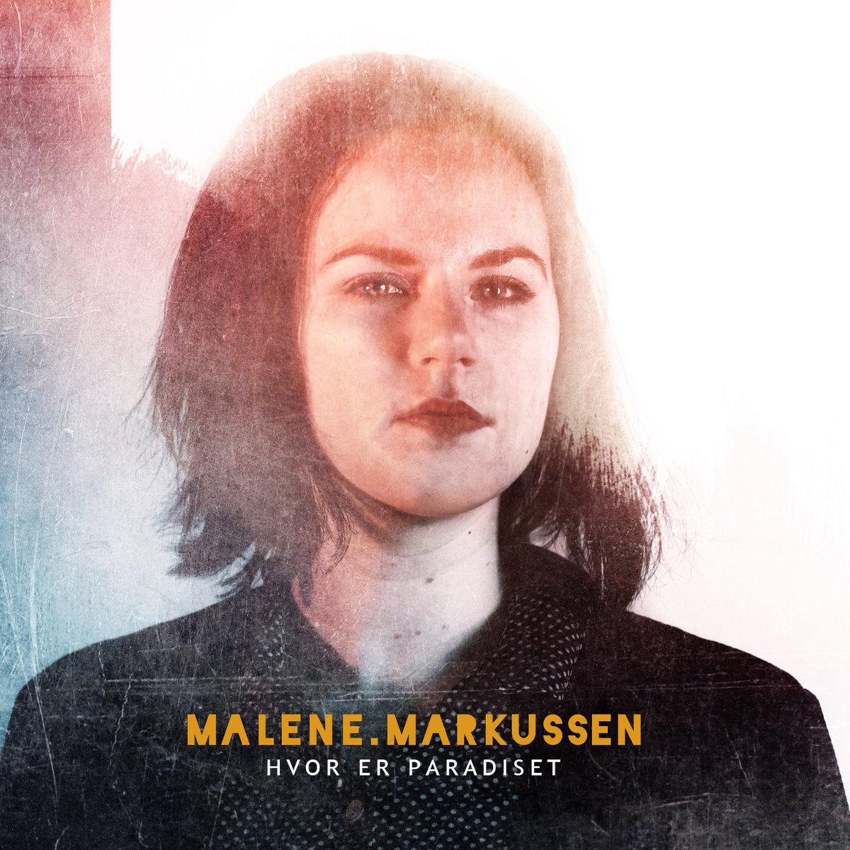 Hvor er paradiset by Malene Markussen