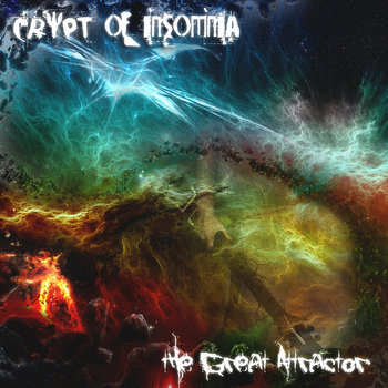 The Great Attractor by Crypt of Insomnia