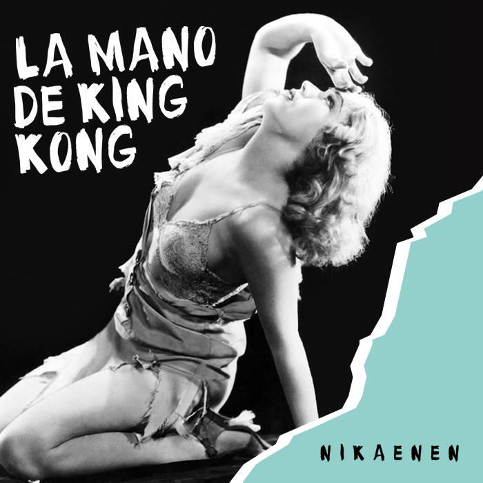 La mano de King Kong cover art