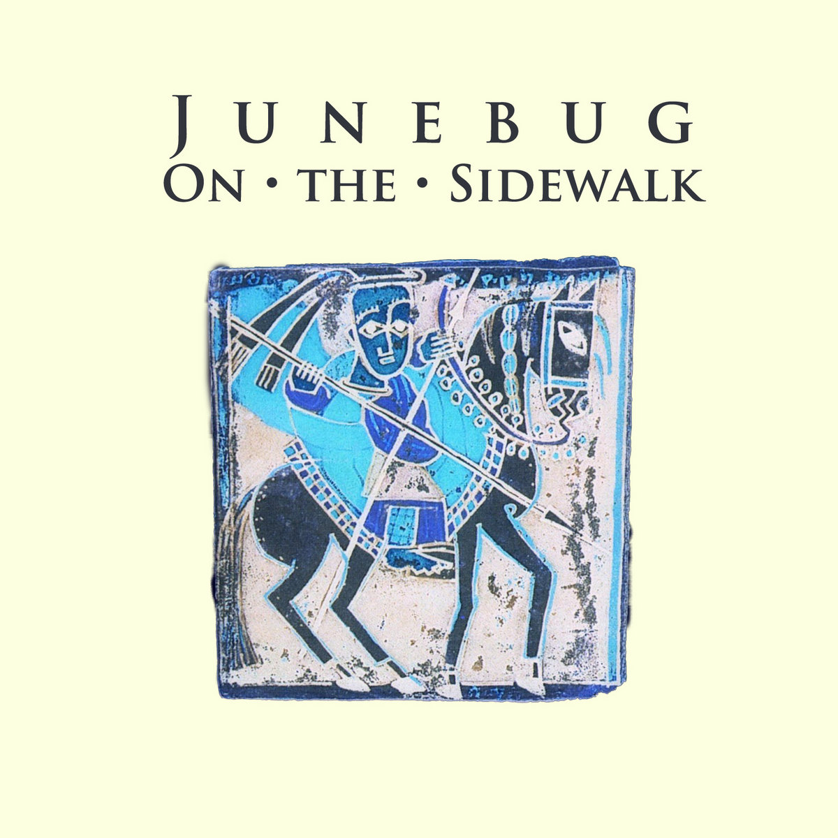 On the Sidewalk (single) by Junebug