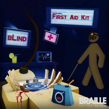 First Aid Kit by bLiNd