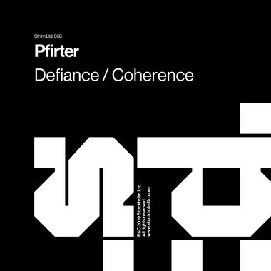 Pfirter - Defiance / Coherence - Sthlm LTD 053 main photo