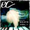 E.C on the BEATS Vol.1 Cover Art