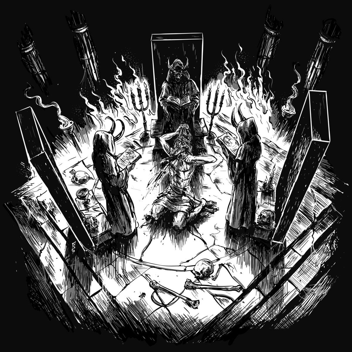 Sepulchral Chants of Self-Destruction | Helter Skelter