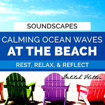 At The Beach - Simply Soundscapes cover art