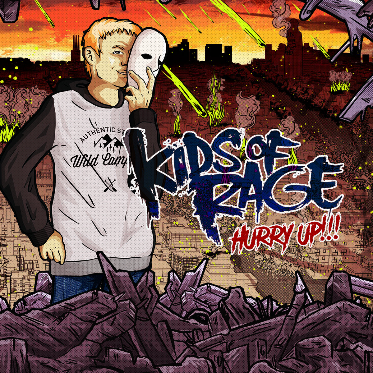 kids of rage hurry up!!
