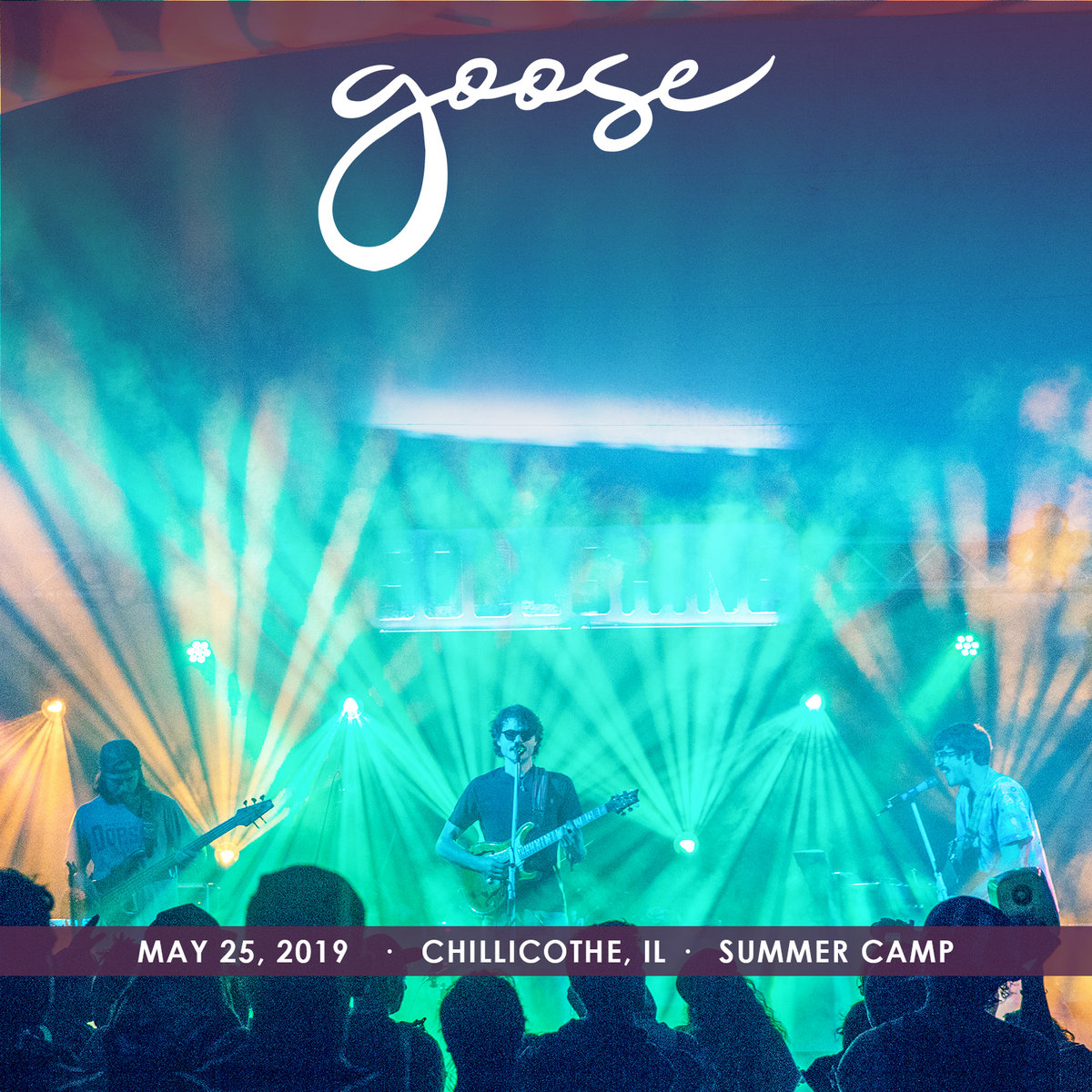 2019/05/25 Summer Camp Music Festival, Chillicothe, IL | Goose