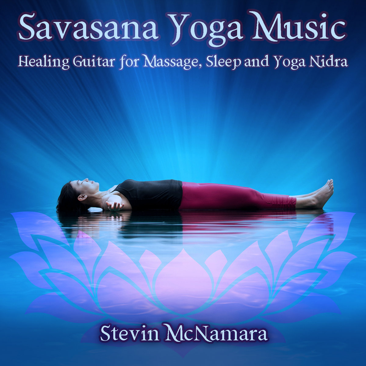 Savasana Yoga Music Healing Guitar For Massage Sleep And Nidra