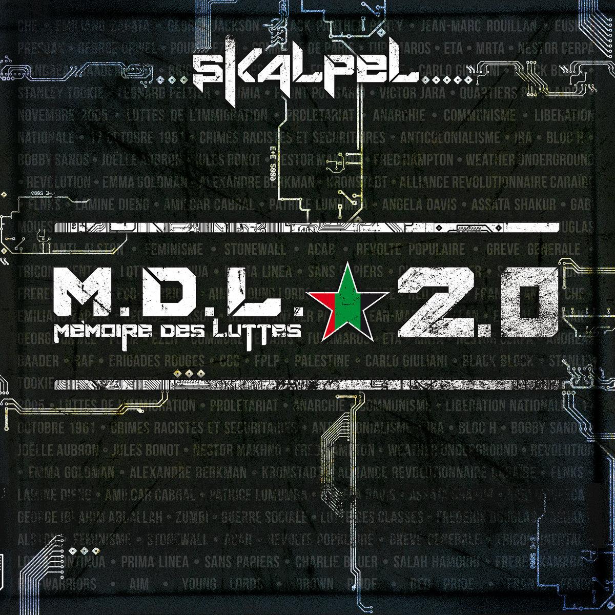 """Skalpel """"M.D.L 2.0"""" Nouveau maxi - prix libre A3935883563_10"""