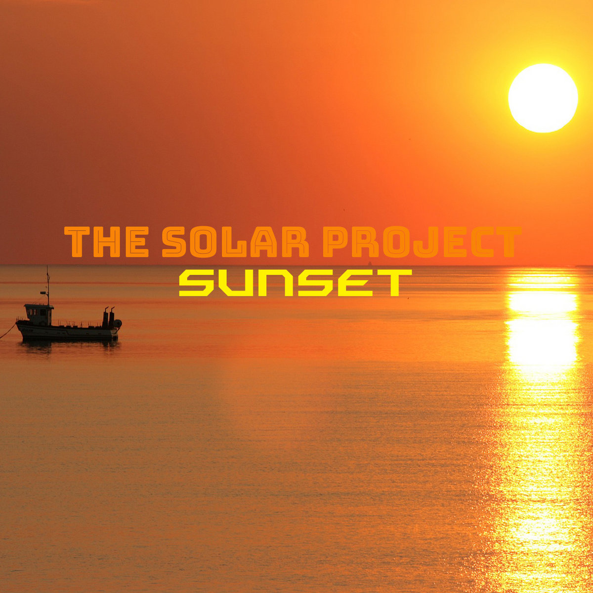 Sunset by The Solar Project