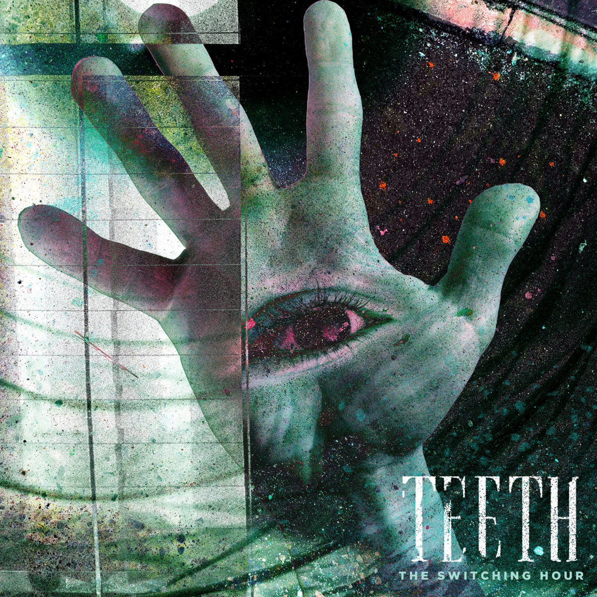 Teeth - The Switching Hour [Single] (2018)