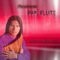Passionate Pan Flute cover art