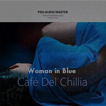 Woman in Blue cover art