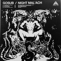 NIGHT MAL'ACH cover art