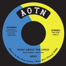 What About The Child (Original Mix) cover art