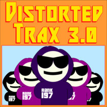 Distorted Trax 3.0 cover art