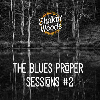 Blues Proper Sessions Vol. 2 by Shakin Woods