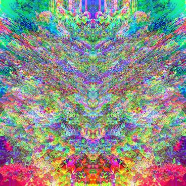 alien mandalas (talking to god - thesunisreal - always in love) main photo