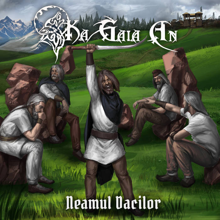Ka Gaia An, Pagan Folk Metal Band from Romania, Ka Gaia An Pagan Folk Metal Band from Romania