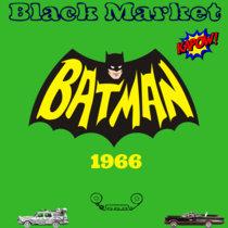 Batman '66 cover art