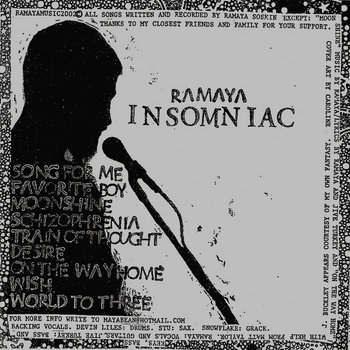 Insomniac (2002) by Ramaya