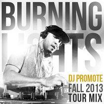 Burning Lights Tour Mixes cover art