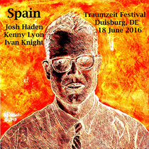 Spain Traumzeit Festival Duisburg Germany 18 June 2016 cover art