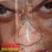 Jeff Dixx x Square x JAH NADA cover art