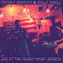 Live at Family Wash with Molly Jewell & Band (2.19.11) cover art