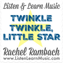 Twinkle Twinkle, Little Star cover art