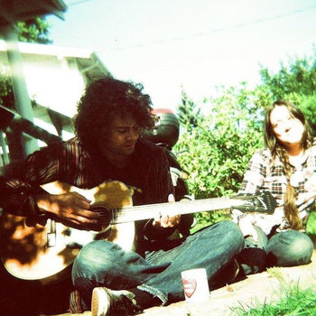 Threadbare LP by CROW MAGNET